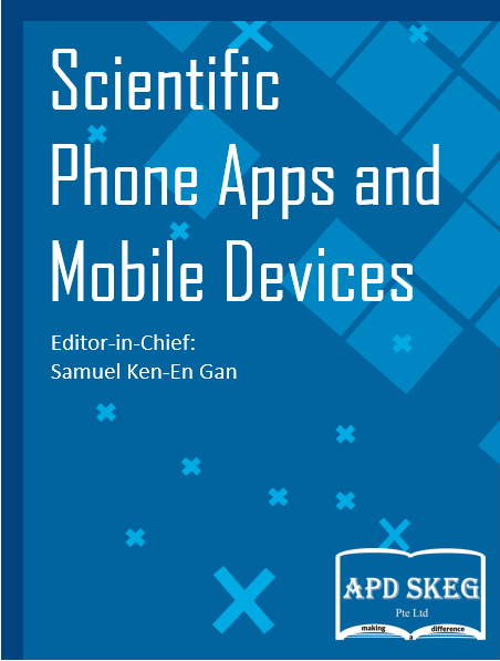 Scientific Phone Apps and Mobile Devices Cover Image
